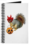trick or treat squirrel journal
